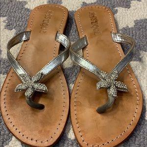 Mystique crystal star sandal